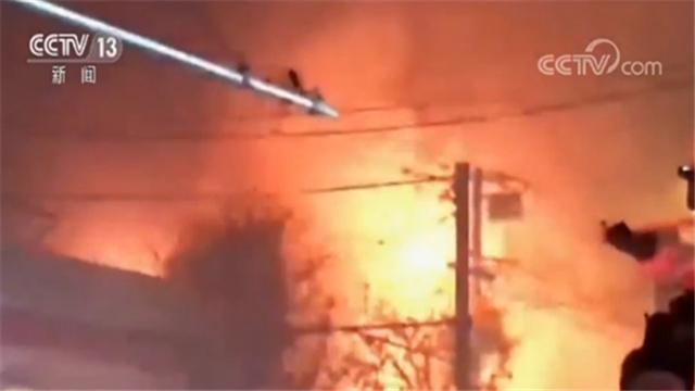 事故是人为造成的?日本一建筑发生爆炸42人受伤!