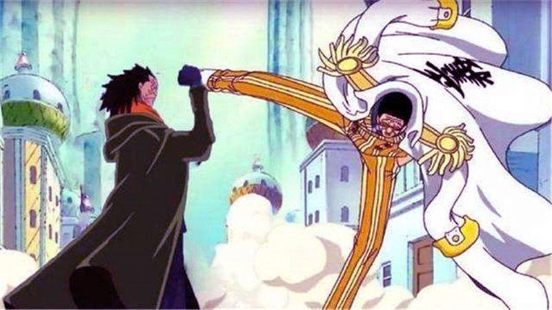 海贼王:见闻色不逊色卡塔库栗的强者 巴基的见闻色可相当强