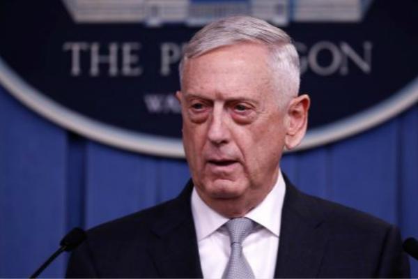 美国防部长退休接任者是谁?美国防部长詹姆斯马蒂斯个人简介资料