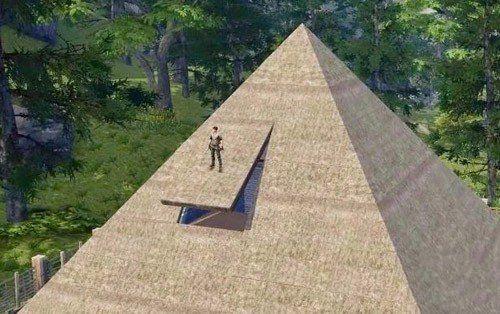 嫡之后金字塔怎么搭建 嫡之后金字塔设计图搭建教程
