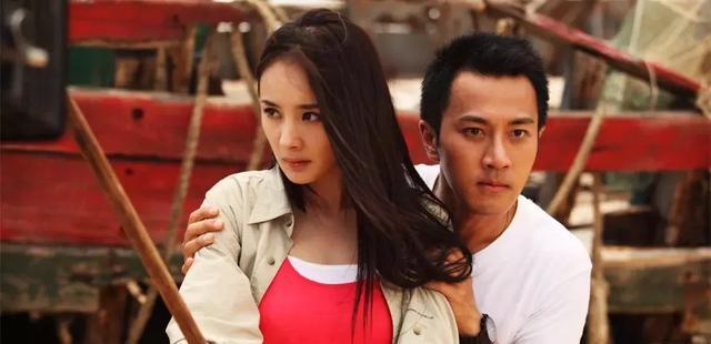 杨幂刘恺威合作的唯一一部电影,豆瓣才3.4分,不堪回首!