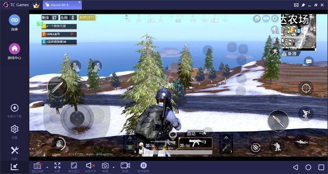 绝地求生刺激战场圣诞树位置最全位置攻略 雪地地图圣诞树在哪