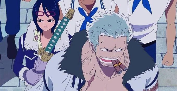海贼王:给海军丢脸的6个人 有一位海军最大污点的卑劣汉