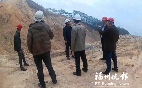 福州市应急管理局开展非煤矿山执法行动