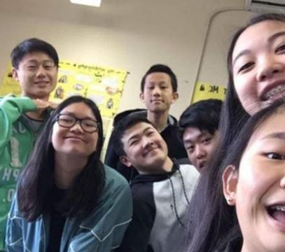 海外华裔学生建亚裔表情包小组迅速吸粉(图)