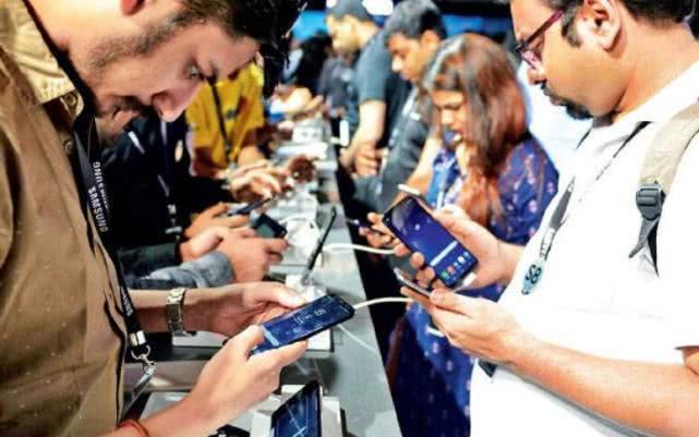 印度成第二大手机制造国 但核心部件仍依赖中国