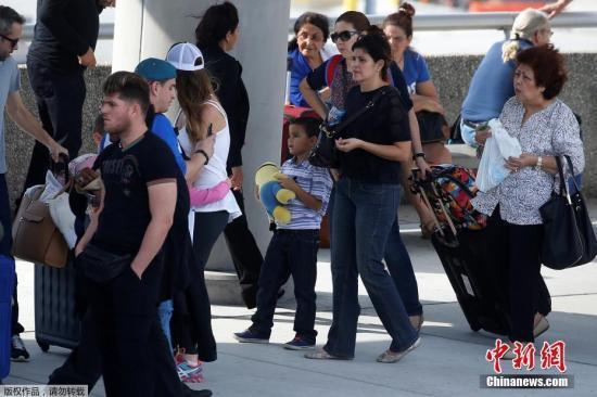 美国世界日报:经费有变 美国部分移民项目受影响