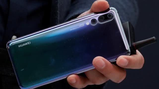 华为首次年度超过苹果 成为全球第二大手机厂商