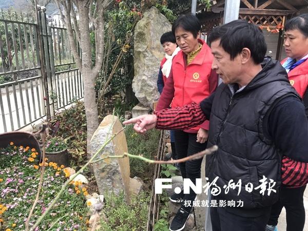 """福州晋安前洋村""""姐妹乡伴""""团队提升村貌幸福村民"""