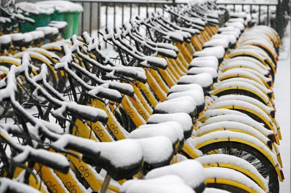 ofo迅速崛起又衰落 共享单车真的是愚蠢业务吗