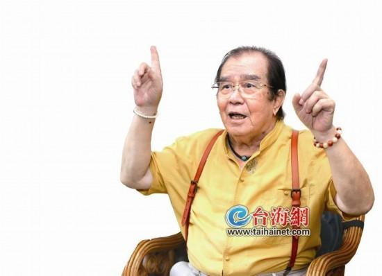 古稀老人专注闽南文化传承 创作150多首闽南话歌谣