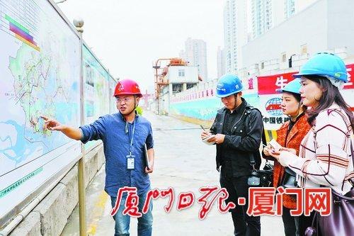 """厦门""""双地铁""""要来了 跨岛发展步伐更稳更快"""