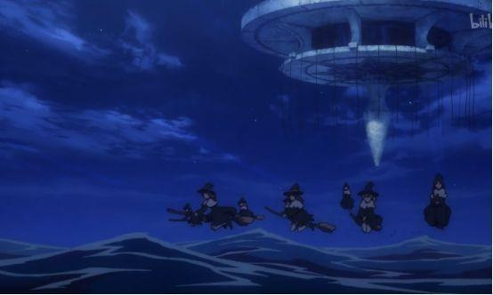 魔法禁书目录第三季12:后方之水拯救第三皇女