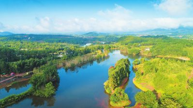 龙岩武平统筹实施山水林田湖整治 打造绿色生态会客厅