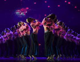 福建优秀舞蹈作品展演活动在福州举行