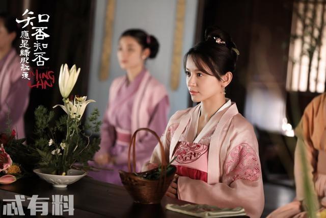 《知否》墨兰扮演者是谁?也在《大江大河》中演戴娇凤