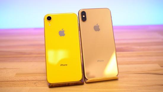 iPhone XR单摄和XS Max双摄对比 差别有多大?
