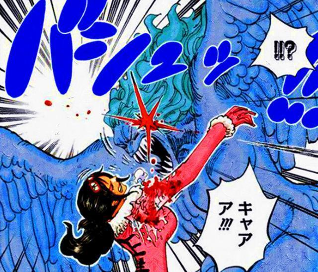 海贼王:古伊娜是否还活着?尾田公布耕四郎的女儿的消息
