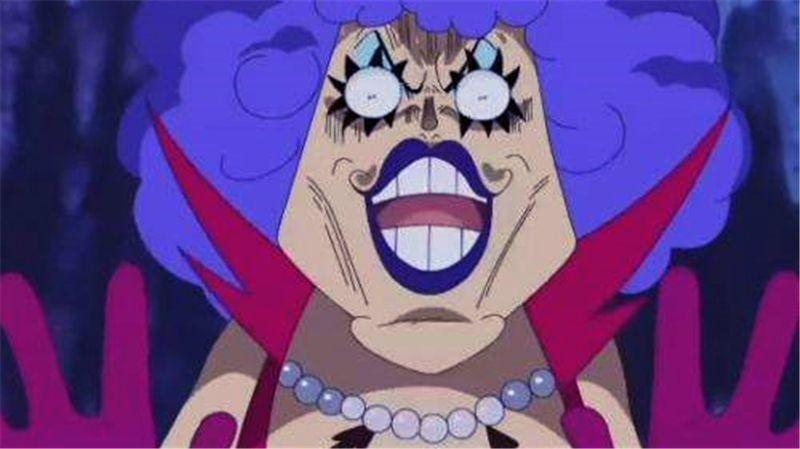 海贼王:路飞老爸长得丑 但是还有更丑的他们