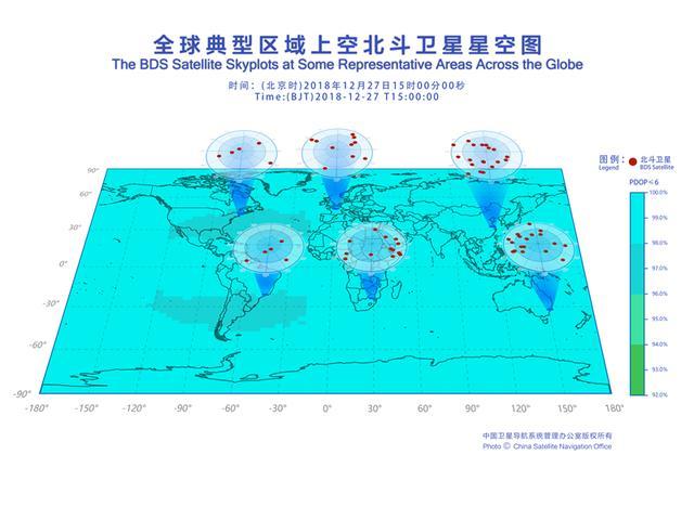 中国北斗系统今天开始提供全球服务!
