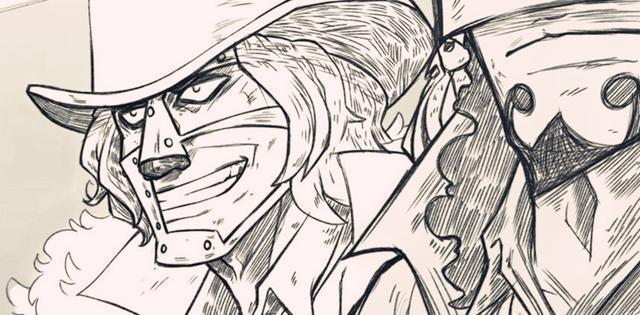海贼王929话:黑炭大蛇真实面目曝光 天龙人找黑炭大蛇做生意
