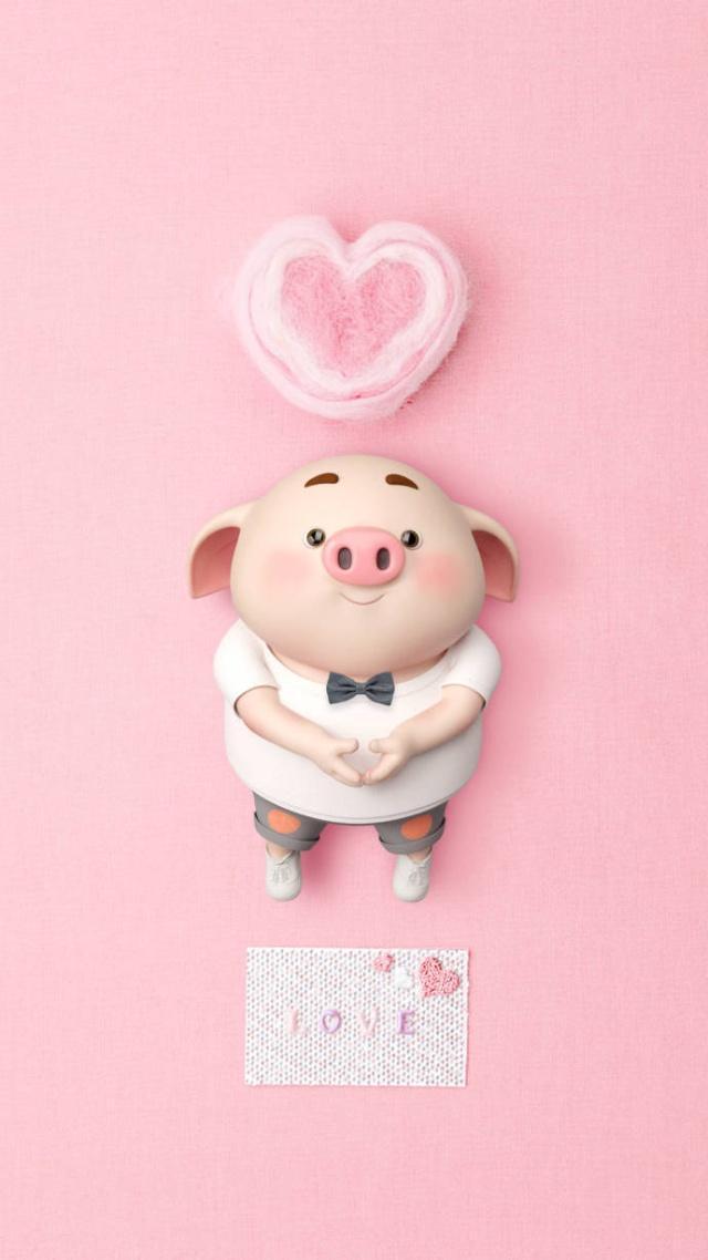 创意猪年灯笼设计图