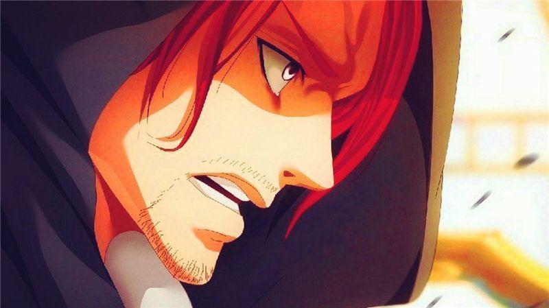 海贼王:红发为何不受超新星当小弟?香克斯不崇尚能力者