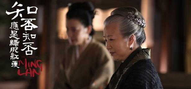 《知否知否应是绿肥红瘦》:盛老太太为什么会中毒?是谁下毒的?