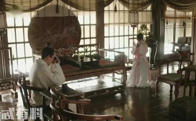 知否:明兰偷跟贺弘文幽会 奈何小公爷有个凶悍老母亲