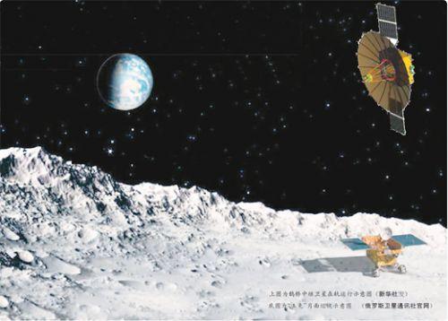 """月背软着陆有哪些技术难点?嫦娥精准实现月背""""盲降"""""""