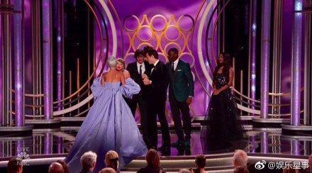 霉霉给Lady Gaga颁奖什么情况,霉霉Lady Gaga是什么关系