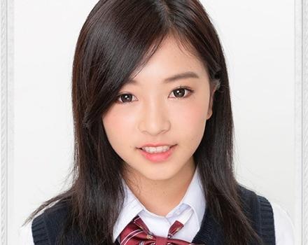 日本最美女子高中生评选出炉 校服加刘海显清纯