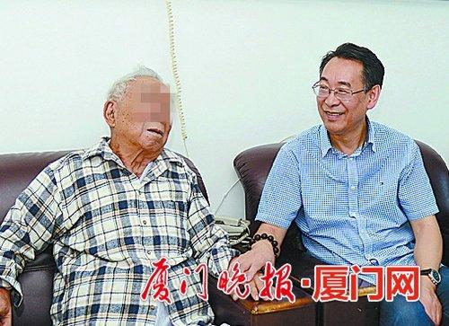 ICU住了两个月 老人说他这辈子都不会忘记