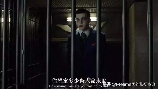"""左等右盼迎来了《哥谭》最终季,还能看到老爷和小丑的""""基情""""吗"""