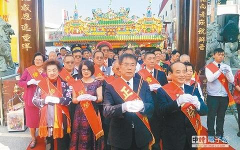 台媒:春节事后王金平将宣布参选意彩平台地域向导人