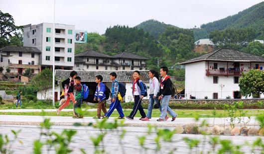 福州:敲响乡村振兴鼓点 开启幸福生活大门