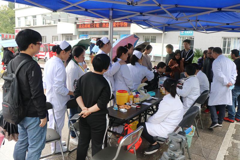 """三明市:大展卷袖大爱 """"无偿献血""""让意愿精力特别红"""