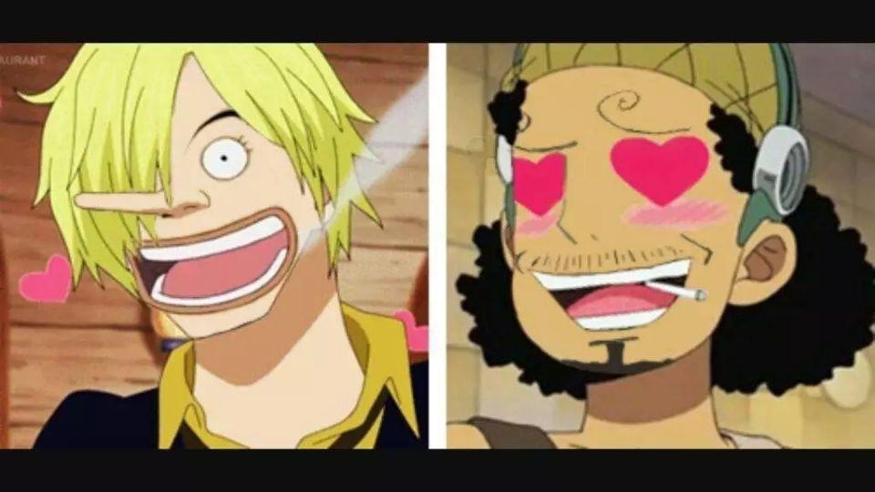 海贼王:这些角色换脸这的太喜感 论脸只服黄猿脸