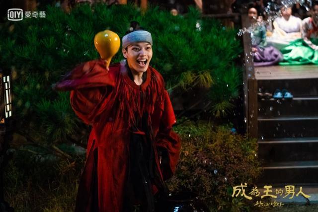 《成为王的男人》收视再创新高!吕珍九功不可没