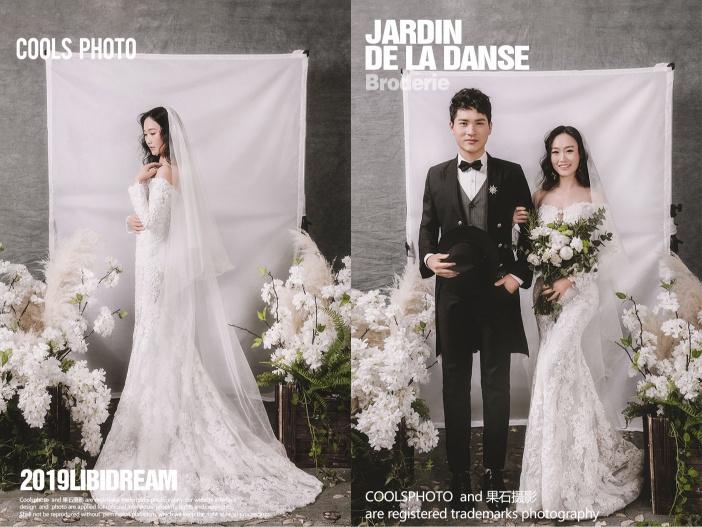 婚纱必杀技 想要悦目的婚纱照就如许拍