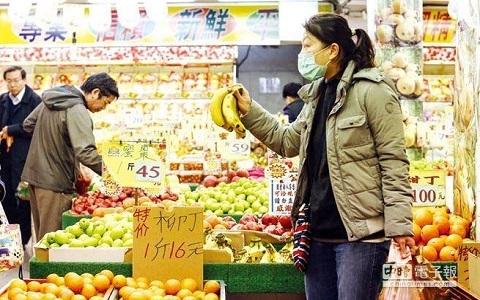 赶不上物价上涨幅度 台湾地区实质薪资倒退17年