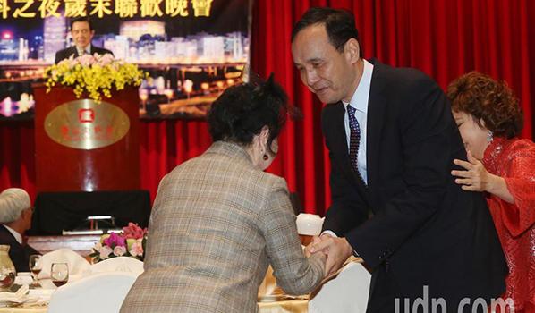 传王金平参选2020 朱立伦:最重要是一定要胜选
