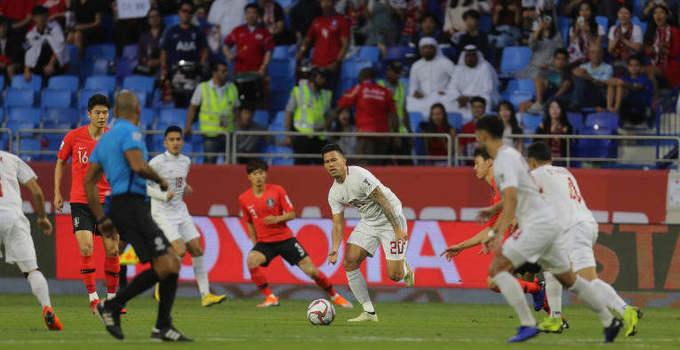2019亚洲杯国足VS菲律宾 菲律宾是怎样的球队