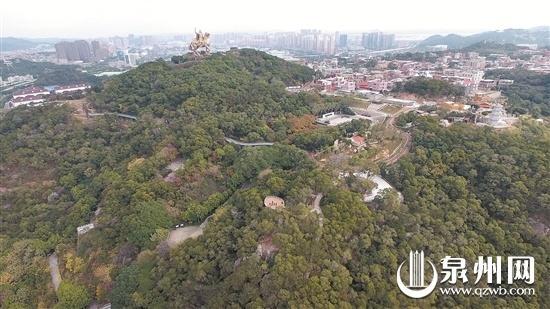 山线绿道工程大坪山步行环线有望春节前对外开放