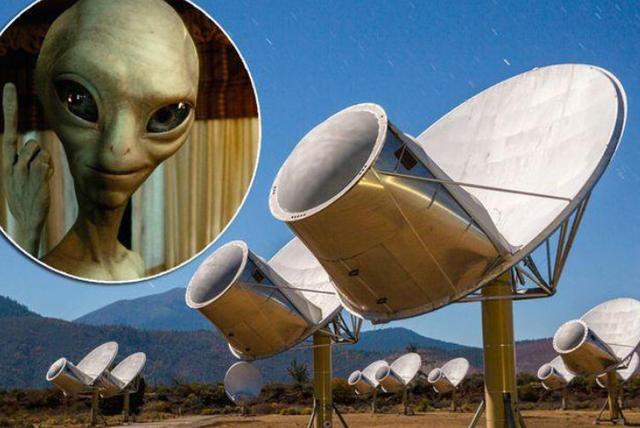 外星人从宇宙深处发来了神秘信号?专家:你们想多了……