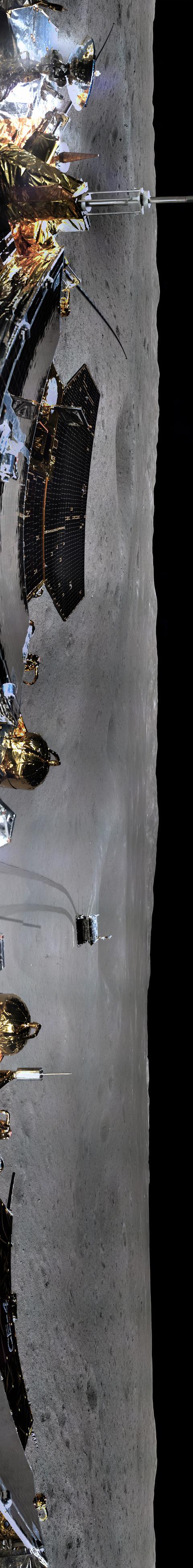 震撼!世界上第一张月球背面全景图来了