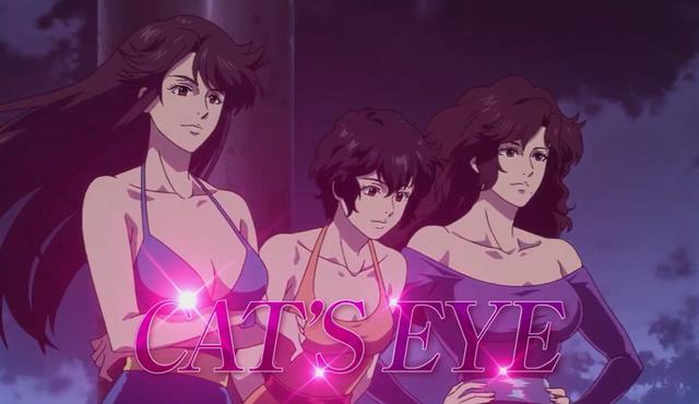 《猫眼三姐妹》电影版即将上映 能看到童年的女神了