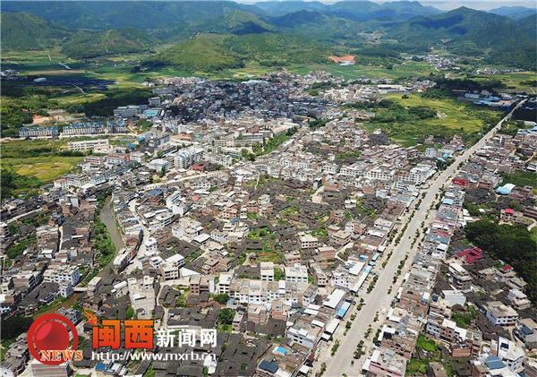 """连城一镇一村入选第六批""""福建省历史文化名镇名村""""候选名单"""