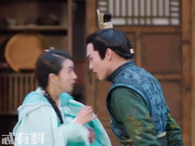 小女花不弃:陈煜发现父亲阴谋,忍痛送走不弃,花不弃:我等你