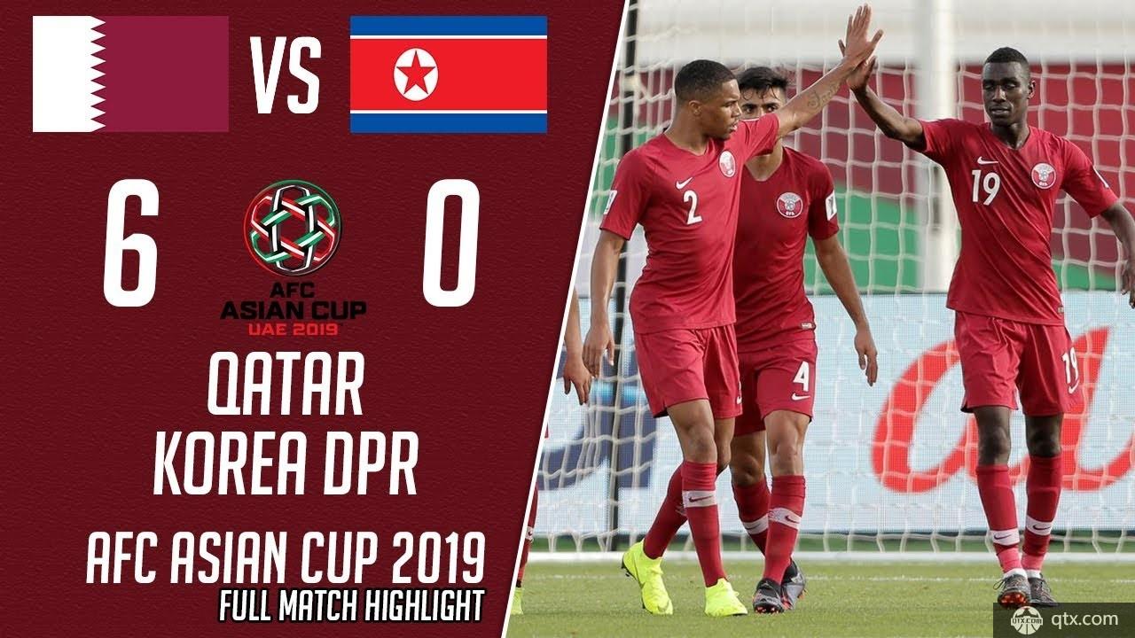 亚洲一�_亚洲杯又一惨案朝鲜0-6不敌卡塔尔 无奈吞下最耻辱失利